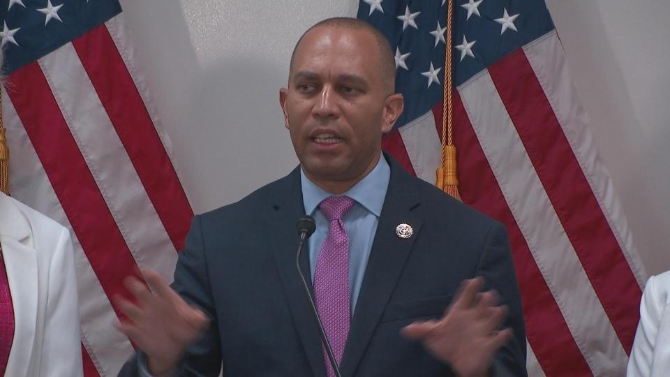 House Democrats rush to pass border aid bill