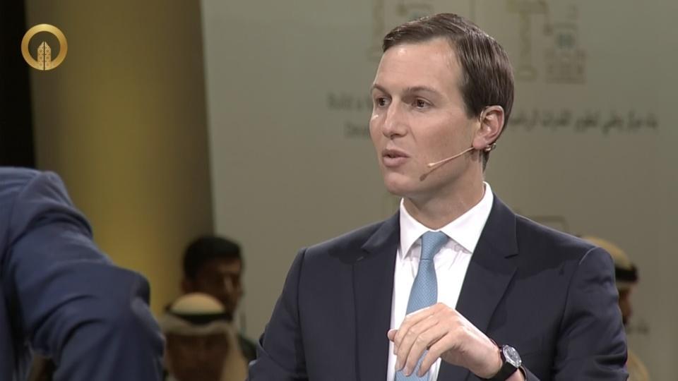 Kushner quiet on details of Mideast peace plan