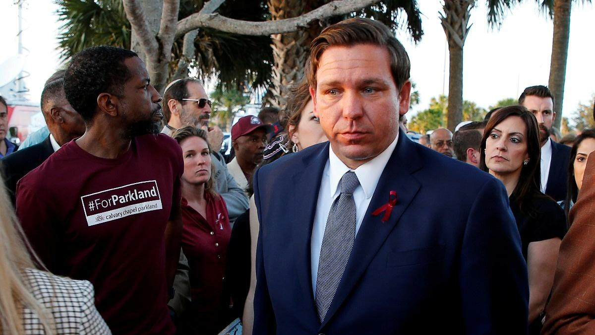 Rights groups sue Florida over felon 'poll tax'