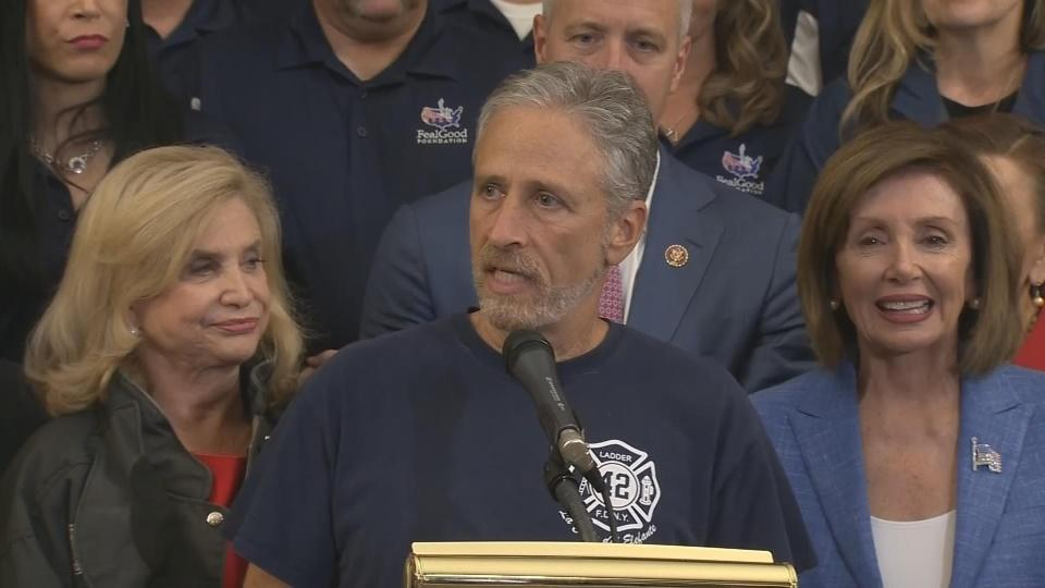 House approves funding for 9/11 responders
