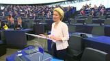 Ursula von der Leyen elected for top EU job