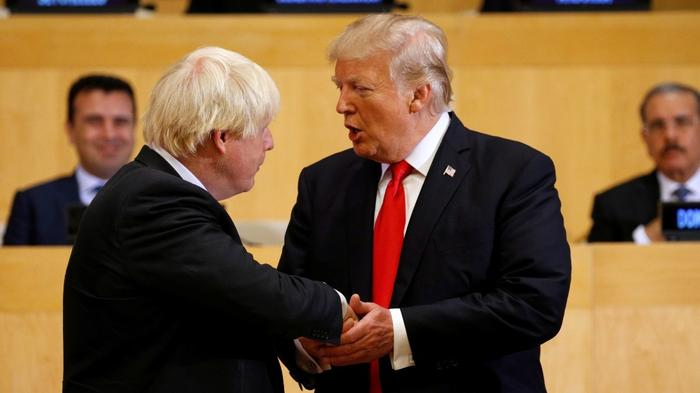 Is Boris Johnson Britain's Donald Trump?