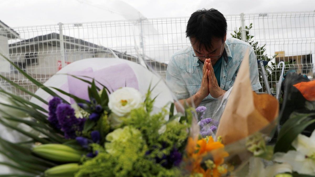 Japan arson suspect bore grudge - police