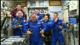 ISS: Angedockt wie im Bilderbuch