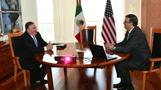 Mexico says Pompeo recognizes migration progress