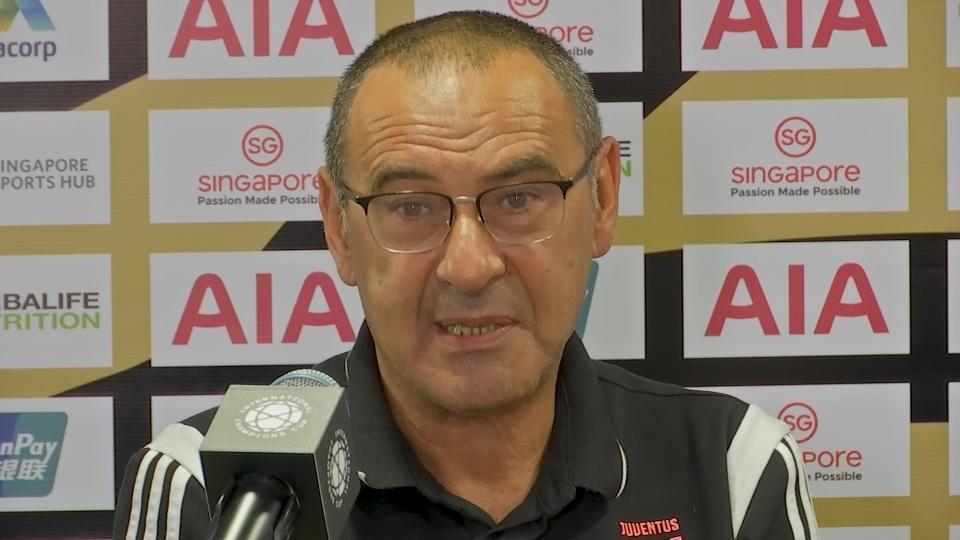 Sarri says likes Pogba, unsure if he will join Juventus