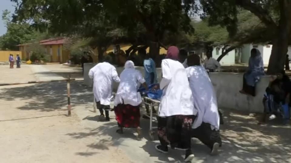 Several dead in bomb blast in Somalia's capital