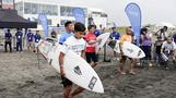 American surfing legacy lives on in Japan