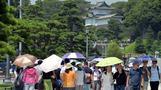 Raging heatwave raises Tokyo Olympics worries