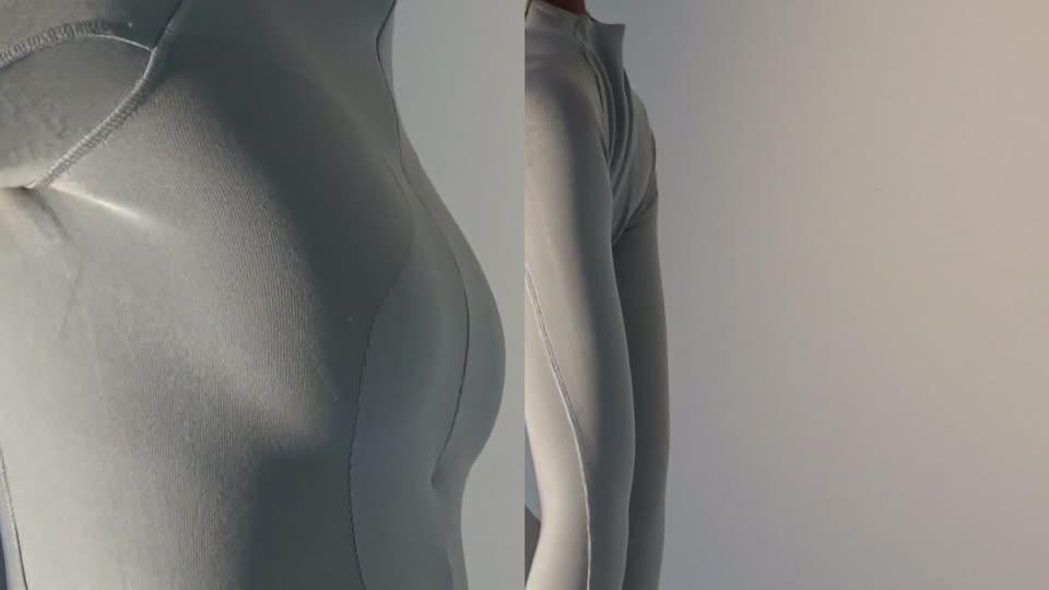 Body odour? Bacteria-embedded bodysuit could help