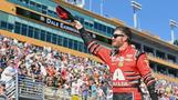 Racing community relieved Dale Earnhardt Jr. safe
