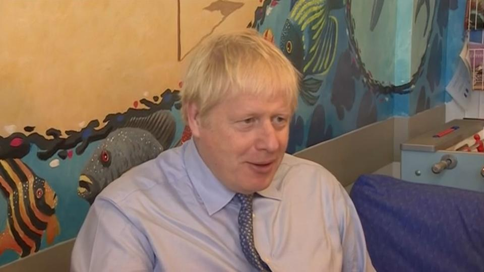 Johnson, Corbyn sing different tunes on Brexit