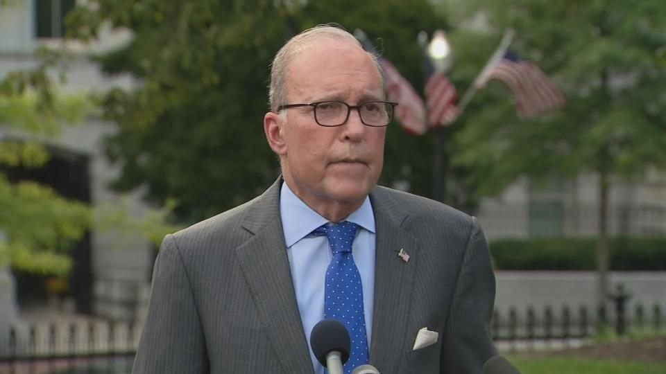 'Tax Cuts 2.0' on the table: Kudlow