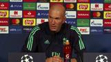 Zidane predicts great Real Madrid future for Hazard