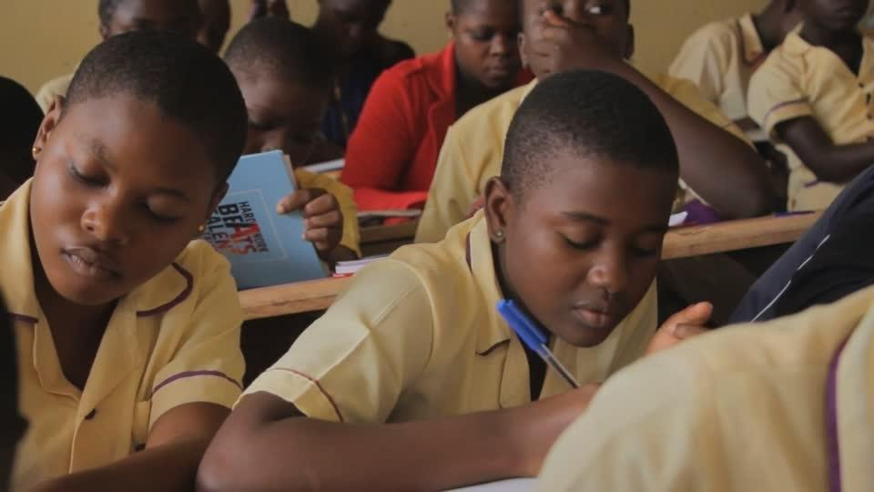 Children's education hit by Cameroon's separatist conflict