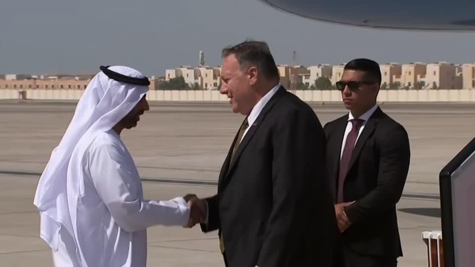 War of words escalates over Saudi Aramco oil attacks