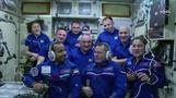 The space station welcomes its first Arab astronaut