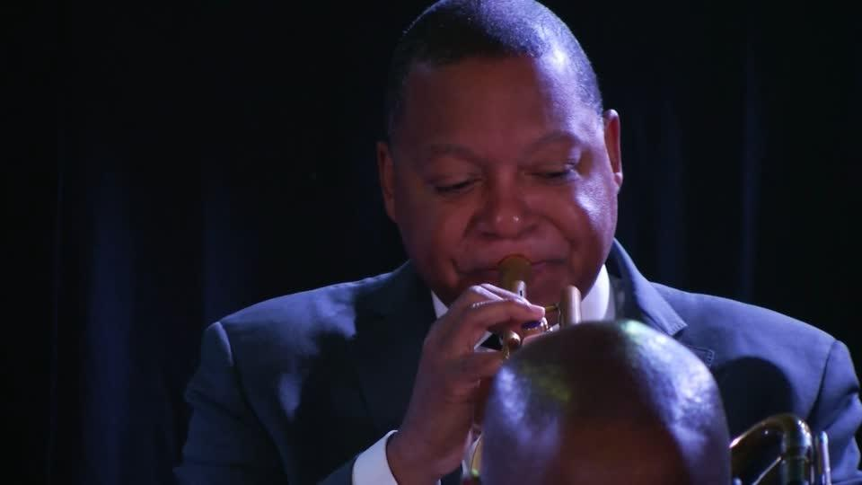 U.S. jazz maestro Marsalis enthralls South African youth