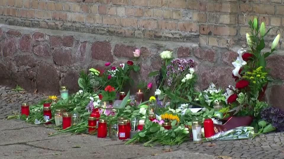 Security questions asked after Germany's synagogue attack
