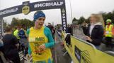 Forget Kipchoge and Kosgei, British woman breaks running backwards half-marathon record