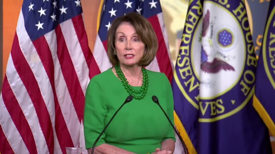 House won't hold vote to authorize impeachment probe: Pelosi