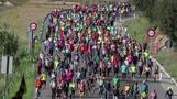 مسيرات مؤيدة للاستقلال في قطالونيا رغم تحذير من إسبانيا