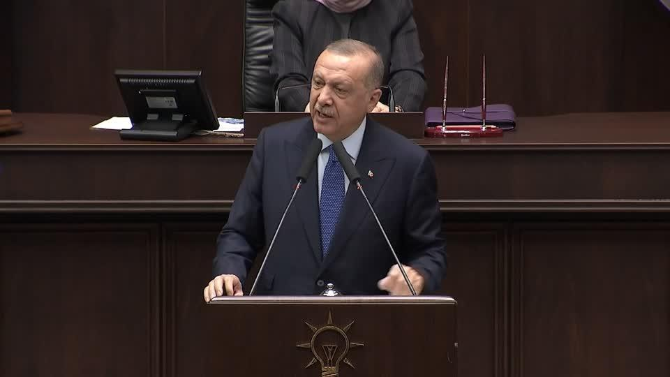 Syria offensive ends if Kurdish fighters withdraw, says Erdogan