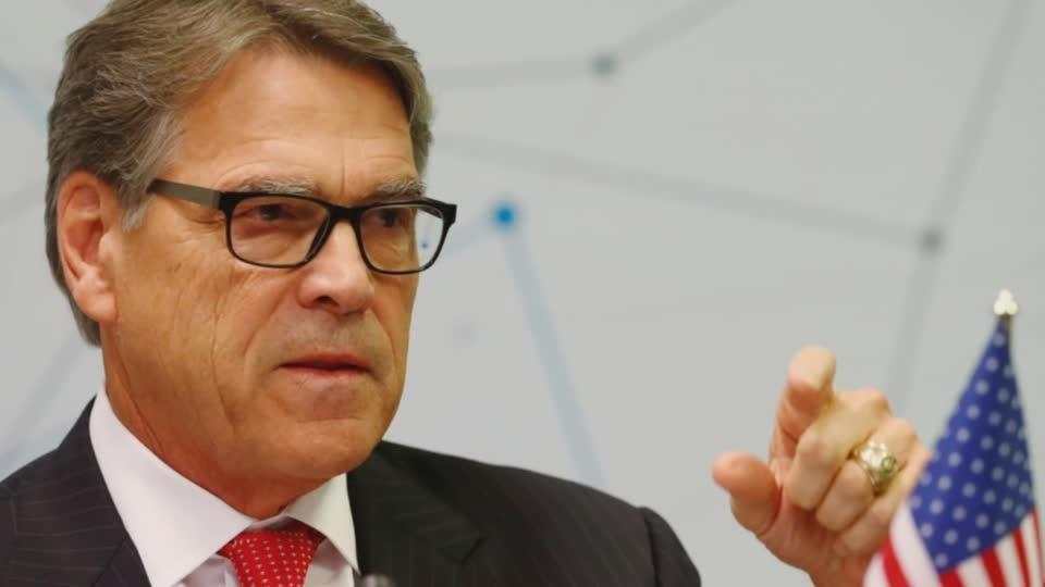 Rick Perry will leave at end of year: Trump