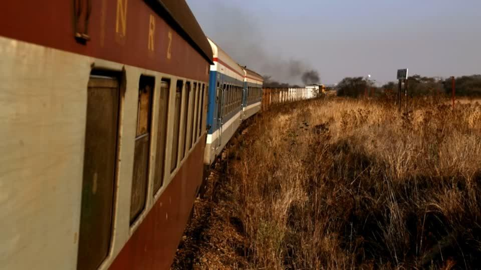 Zimbabwe cancels funding deal for struggling railways