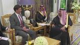 وزير الدفاع الأمريكي يلتقي العاهل السعودي ويؤكد دعم بلاده العسكري للمملكة