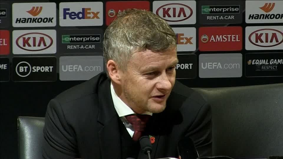 Solskjaer keen to manage Greenwood's progress