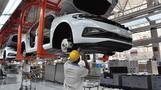 German investors cheer up as trade hopes rise