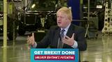 'Just add water': Johnson on Brexit deal