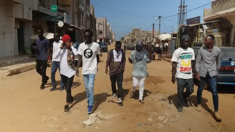 Senegalese youth club tackles migration challenges