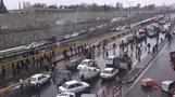 وسائل إعلام رسمية: الاحتجاجات على أسعار البنزين بإيران تأخذ منحى سياسيا