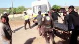 مرصد: مقتل تسعة على الأقل إثر ضربات جوية على إدلب