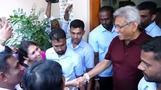 Sri Lanka vor Machtwechsel