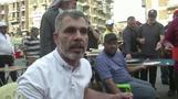 متطوعون يقيمون مطبخا مؤقتا بقلب الاحتجاجات في بغداد