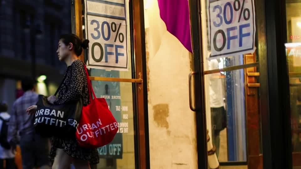 Urban Outfitters profit, stock tumble