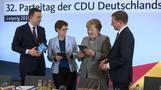 CDU-Chefin - Brauchen \