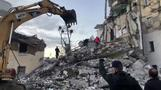 Several dead as quake hits Albania