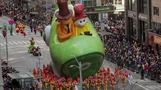 Balloons given 'all clear' to fly at NYC Thanksgiving parade