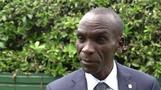 World marathon record holder Kipchoge hopeful to defend Olympic title