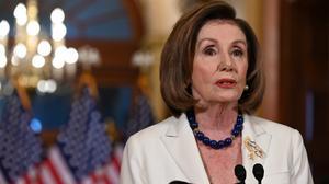 美国众议院议长要求起草弹劾特朗普条款