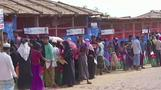 لاجئو الروهينجا يطالبون بالعدالة في محاكمة ميانمار بتهمة الإبادة الجماعية
