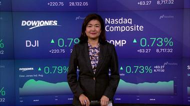 NY株大幅続伸、米中通商協議で原則合意の報道で(12日)
