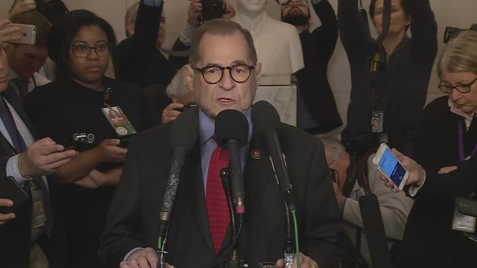 'Today is a solemn and sad day': Nadler