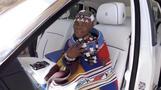 Auto-motif: SA artist teams up with Rolls Royce