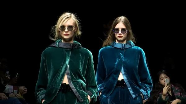 Emporio Armani says 'yes' to sustainability with Milan show