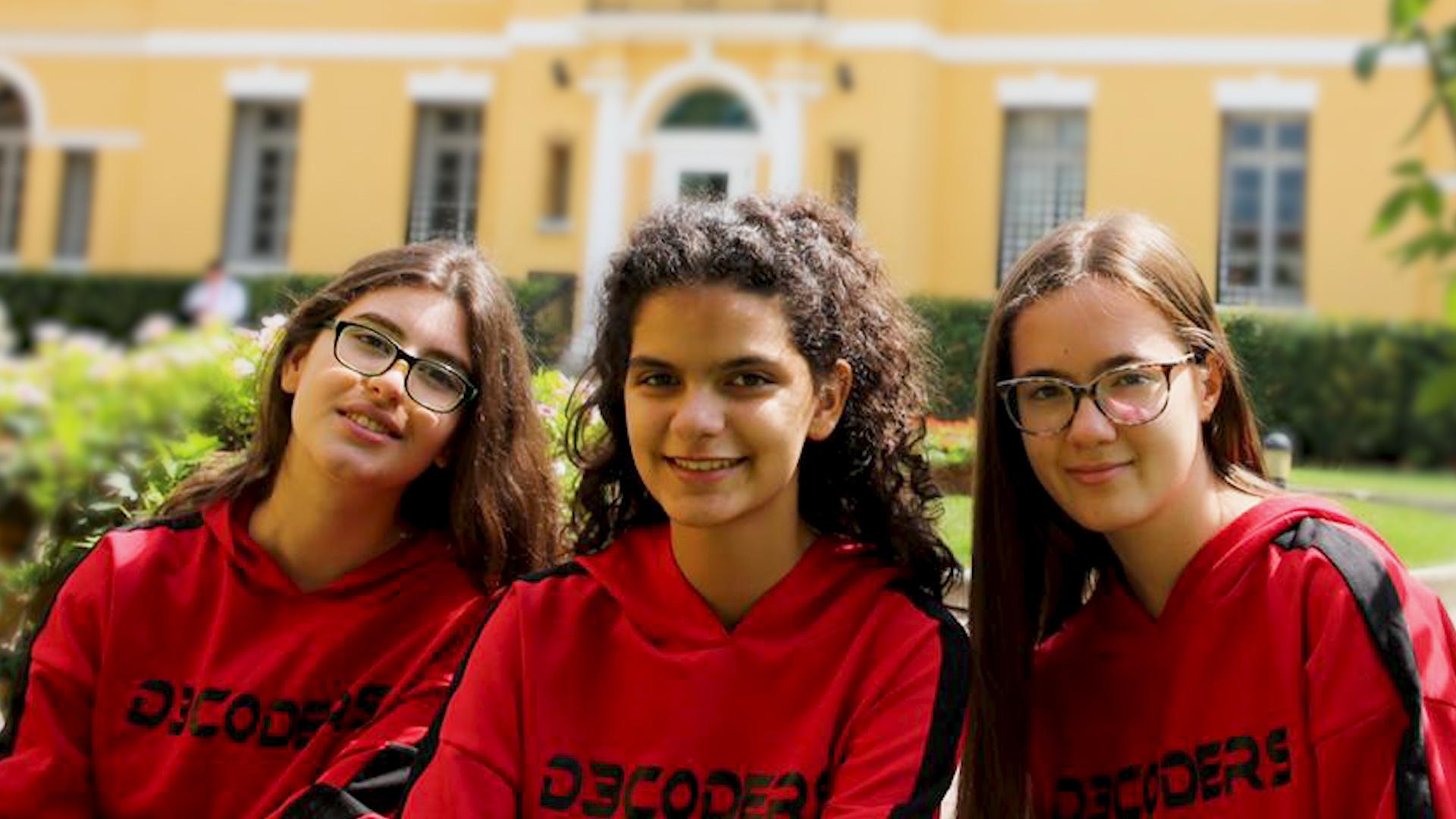 Trailblazers: Gen Z coders fight domestic violence in Albania
